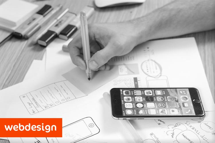 Bild Webdesign, atconcept